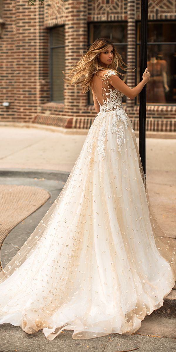 Milla nova 2018 wedding dresses collection pinterest Milla nova wedding dress 2018