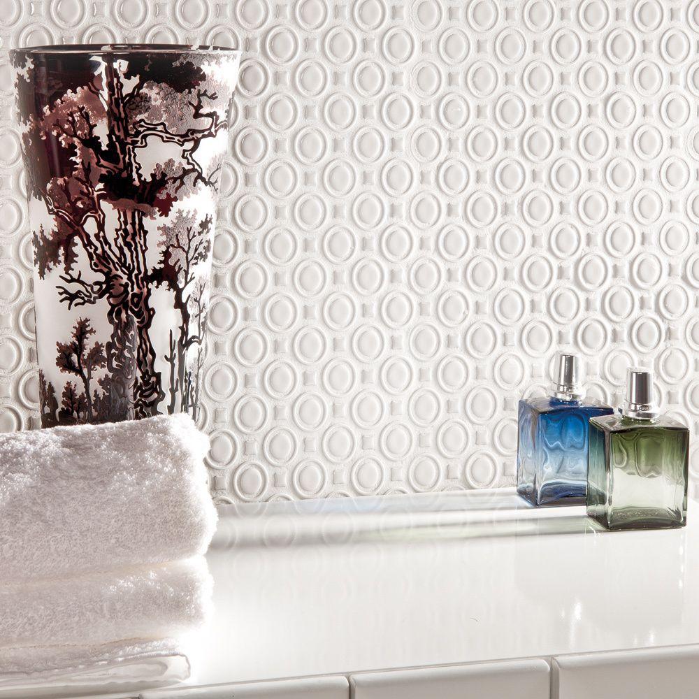 Backsplash Tiles For Less The SomerTile Harmony