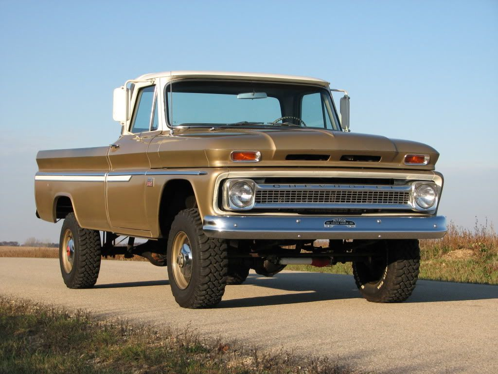 1966 Gmc 4x4 For Sale