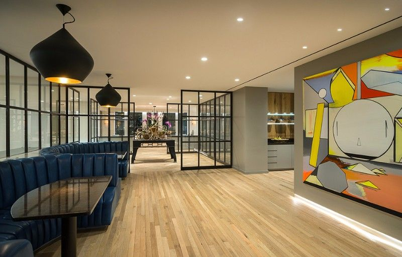 best office interior design. THE BEST OFFICE INTERIOR DESIGN PROJECT BY TED MOUDIS ASSOCIATES Best Office Interior Design T