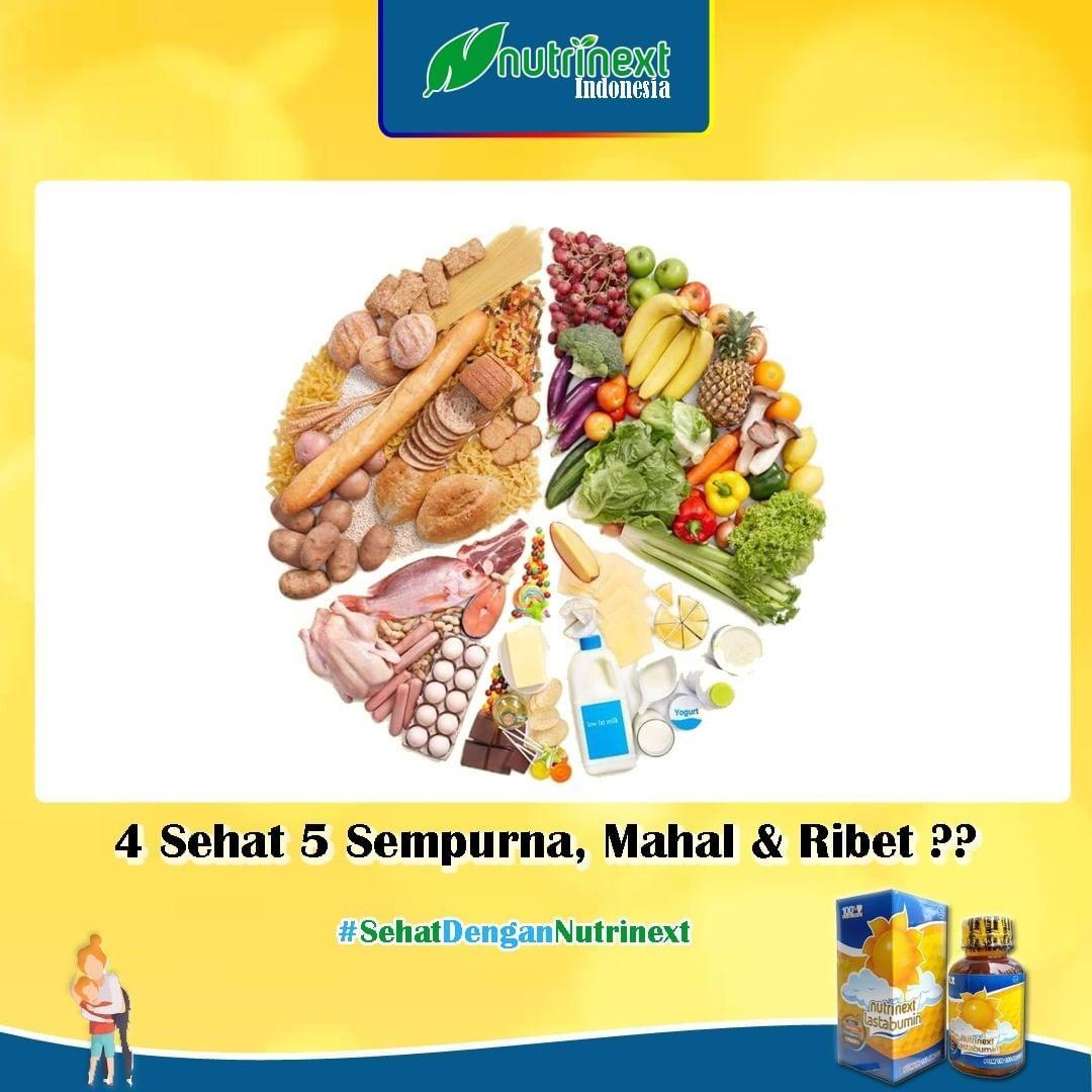 Orang Enggan Makan Makanan 4 Sehat 5 Sempurna Karena Dianggap