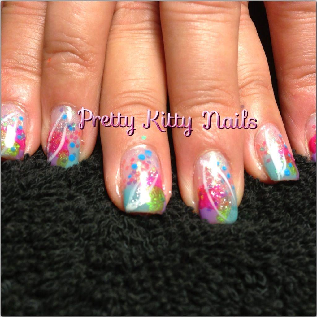#prettykittynails