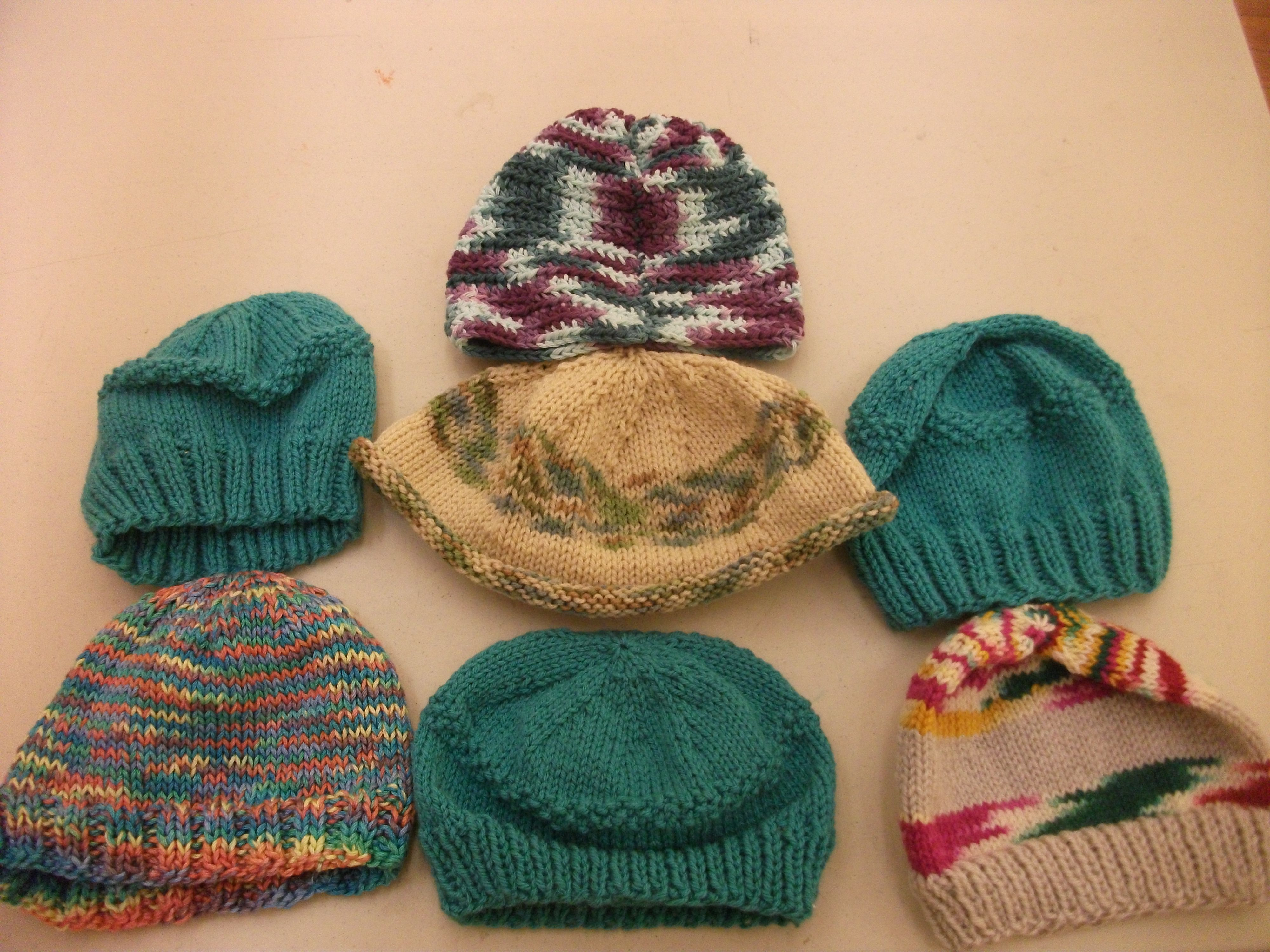 Crocheting Groups : ... by Goleta Charitable Knitting + Crocheting Group on Adult Knitted