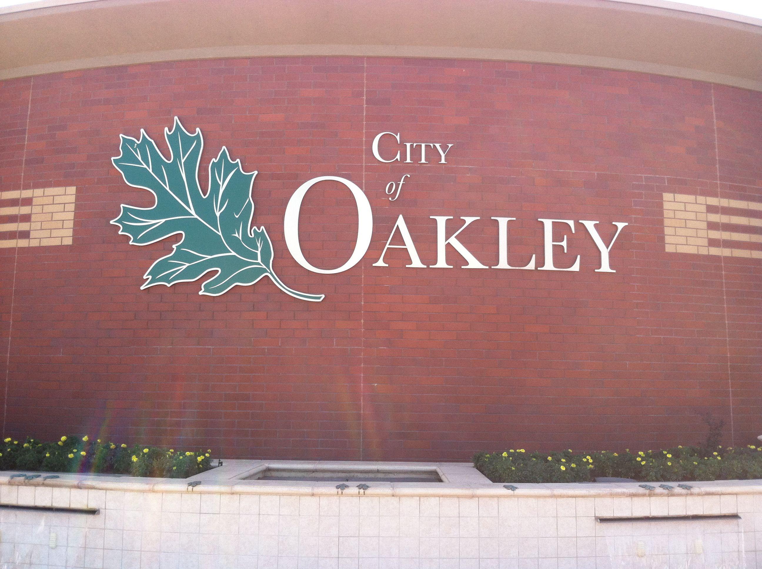 City Of Oakley Ca