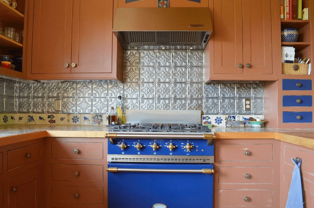 Spice Up Your Kitchen Design with A Mexican Style Decor kitchen