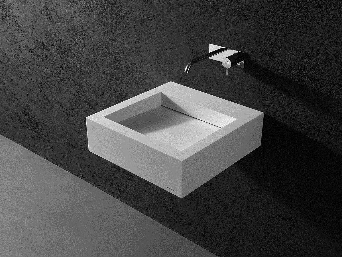 Gäste Wc Corian Corian Washbasin Slot By Antonio Lupi Design Design