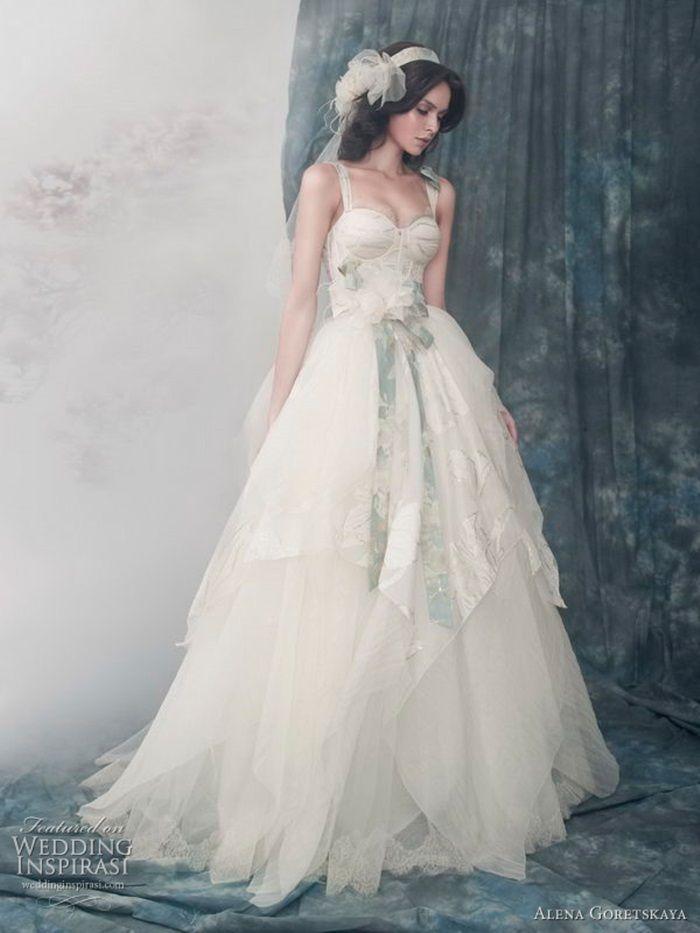 Romantic Wedding Dresses 2014