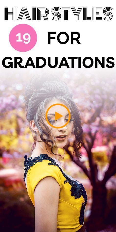 Holen Sie sich die neuesten und unglaublich modischen Frisuren für Abschluss-Ideen im Jahr 20…