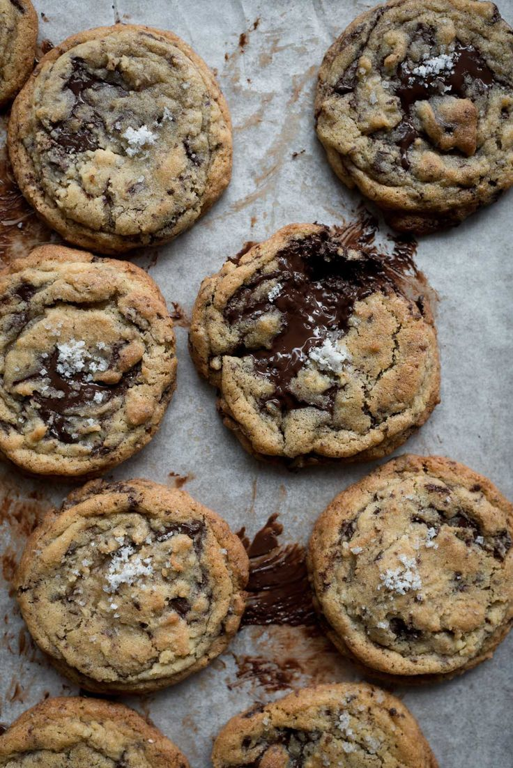 Classic Chocolate Chip Cookies — Butter and Brioche