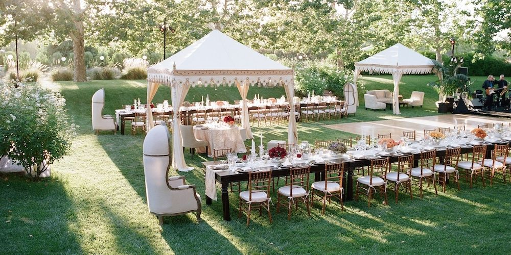 Bear Flag Farm Offers Estate Vineyards And Gardens Near Napa Valley California Offering Premium Wedding