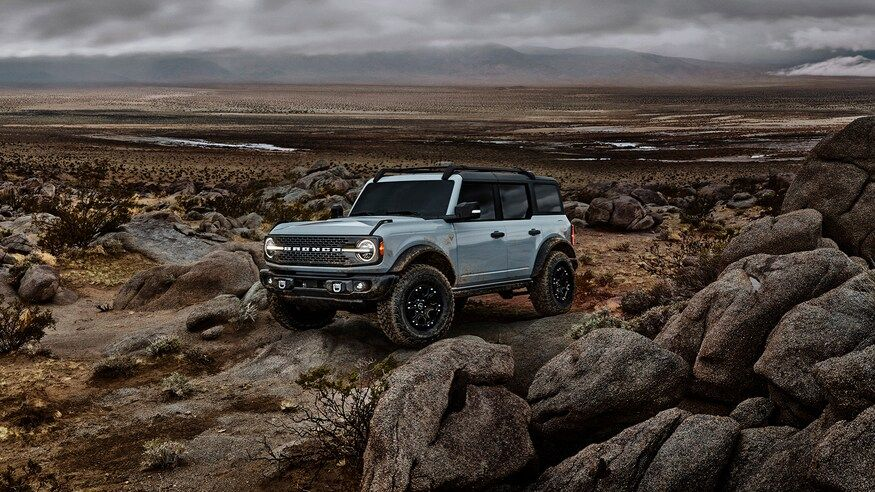 2021 Ford Bronco XPlan Discount Friends and Family