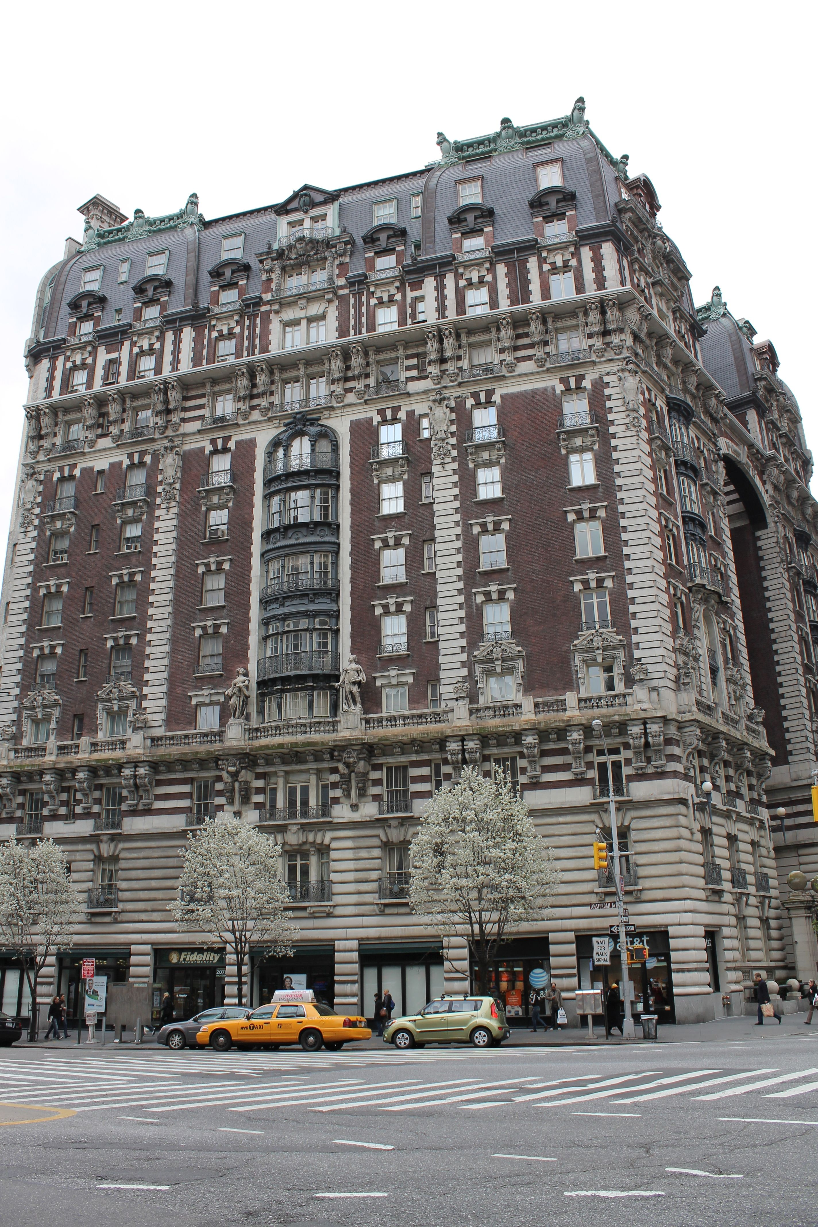West 72nd Street Local Word Has It That Enrico Caruso Once Lived