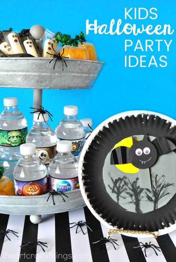 Simple Kids Halloween Party Ideas Halloween kids, Halloween - fun halloween party ideas
