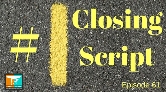 Have you ever wondered how the closers do it?   How do they close sale after sale after sale? This may help you out…  http://thehashtaghunter.com/episode-60-closing-techniques-of-the-rich-famous/