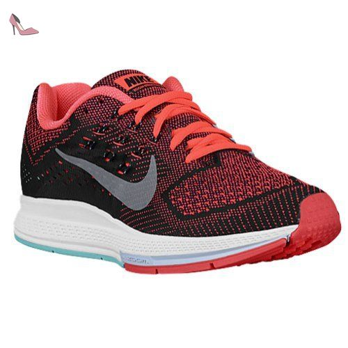 a49bbdb35f8 ... where can i buy nike w air zoom structure 18 femme noir schwarz koralle  fb188 9cb2e