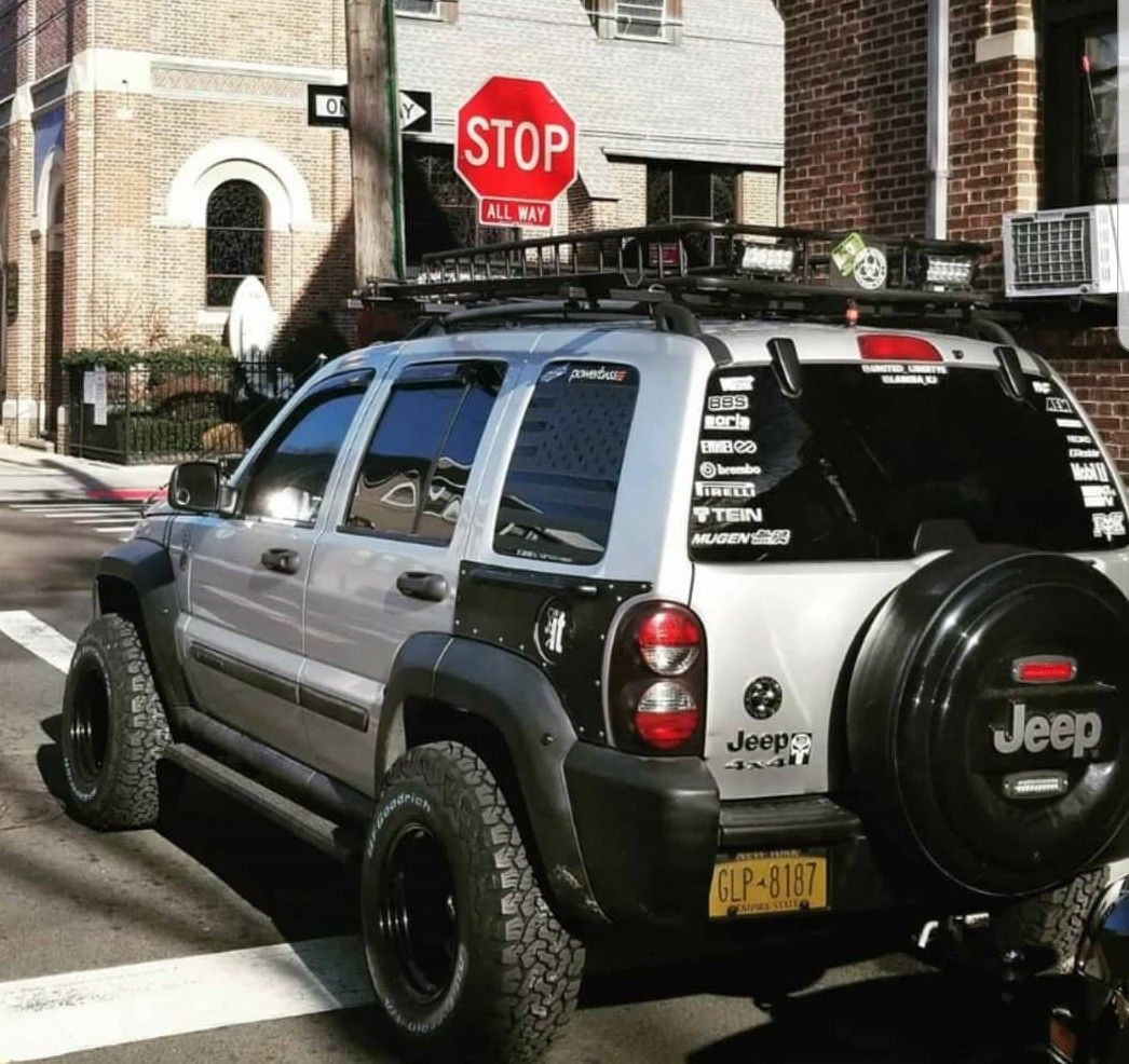 Pin by Wendell Harris on 2002 KJ Jeep Liberty ideas in
