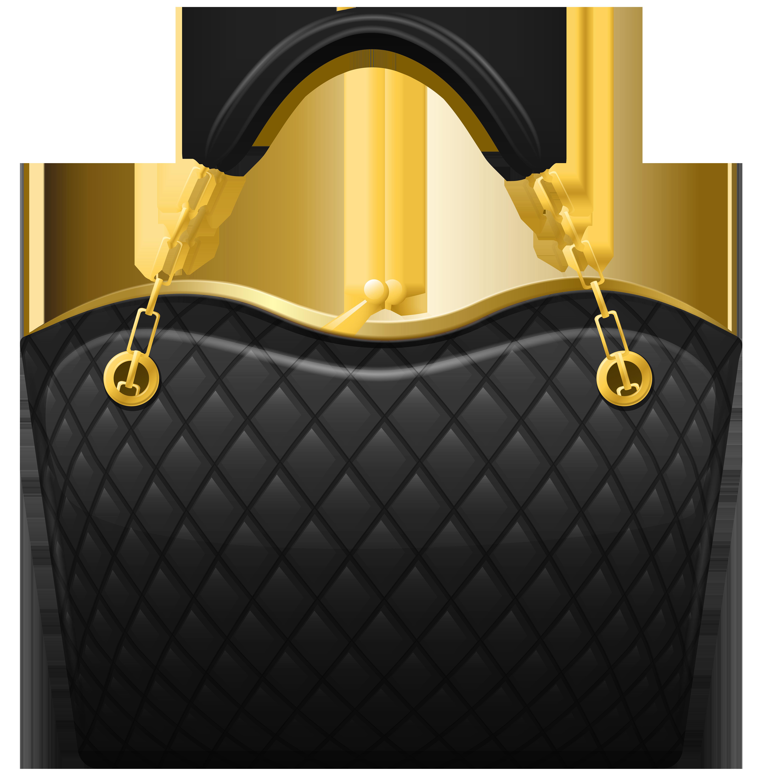 Black Handbag Png Clip Art Trendy Purses Black Handbags Trendy Handbags Purses