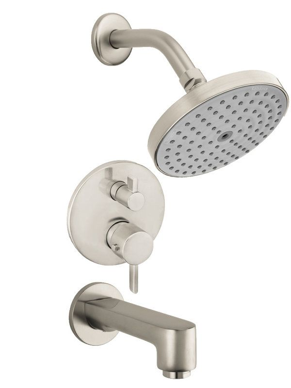 Hansgrohe Hg T101 With Images Shower Valve Shower Tub Hansgrohe