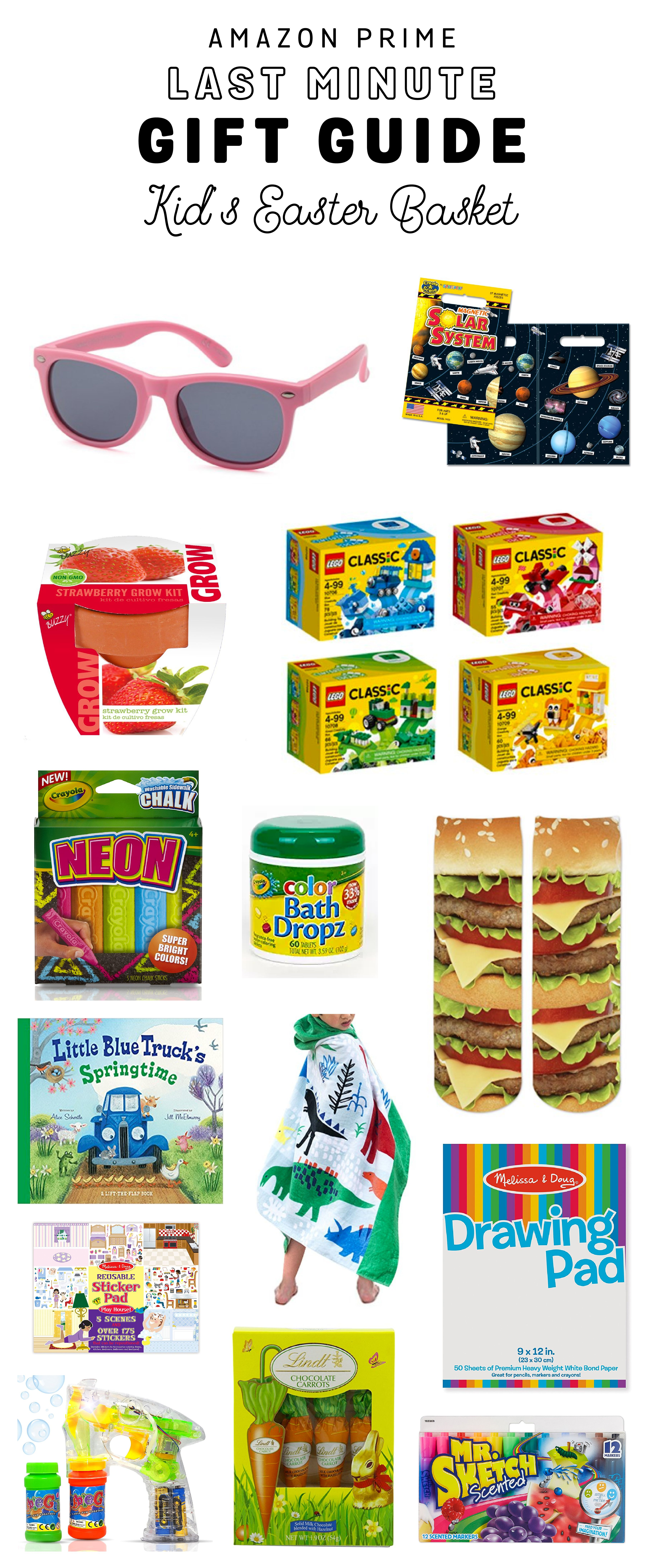 Amazon prime easter basket ideas negle Choice Image