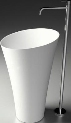 Antonio Lupi Tuba | Freestanding sink-szabadon álló mosdó | Pinterest
