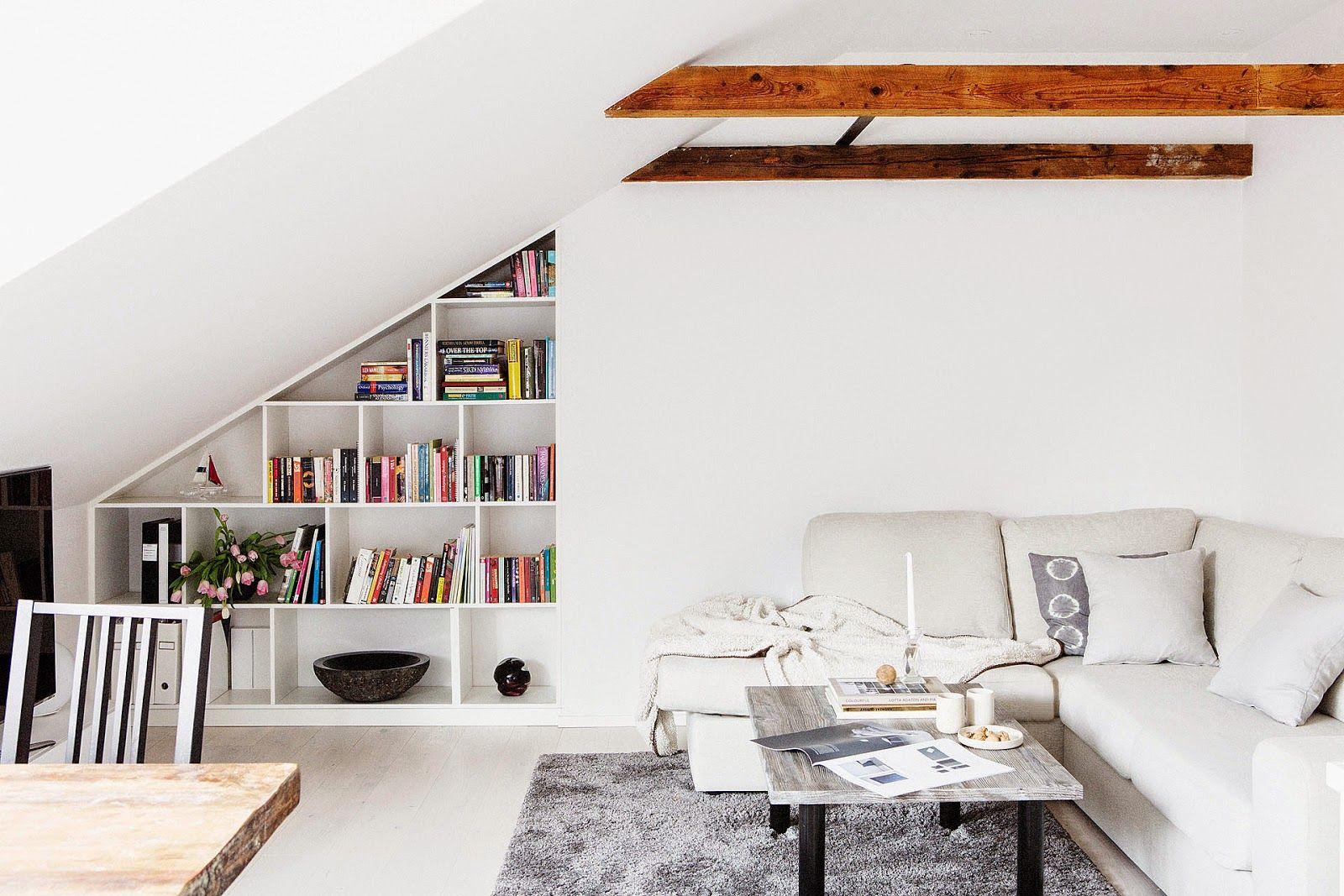 Il sottotetto, come recuperarlo | Home \u0026 Room Deco | Pinterest ...