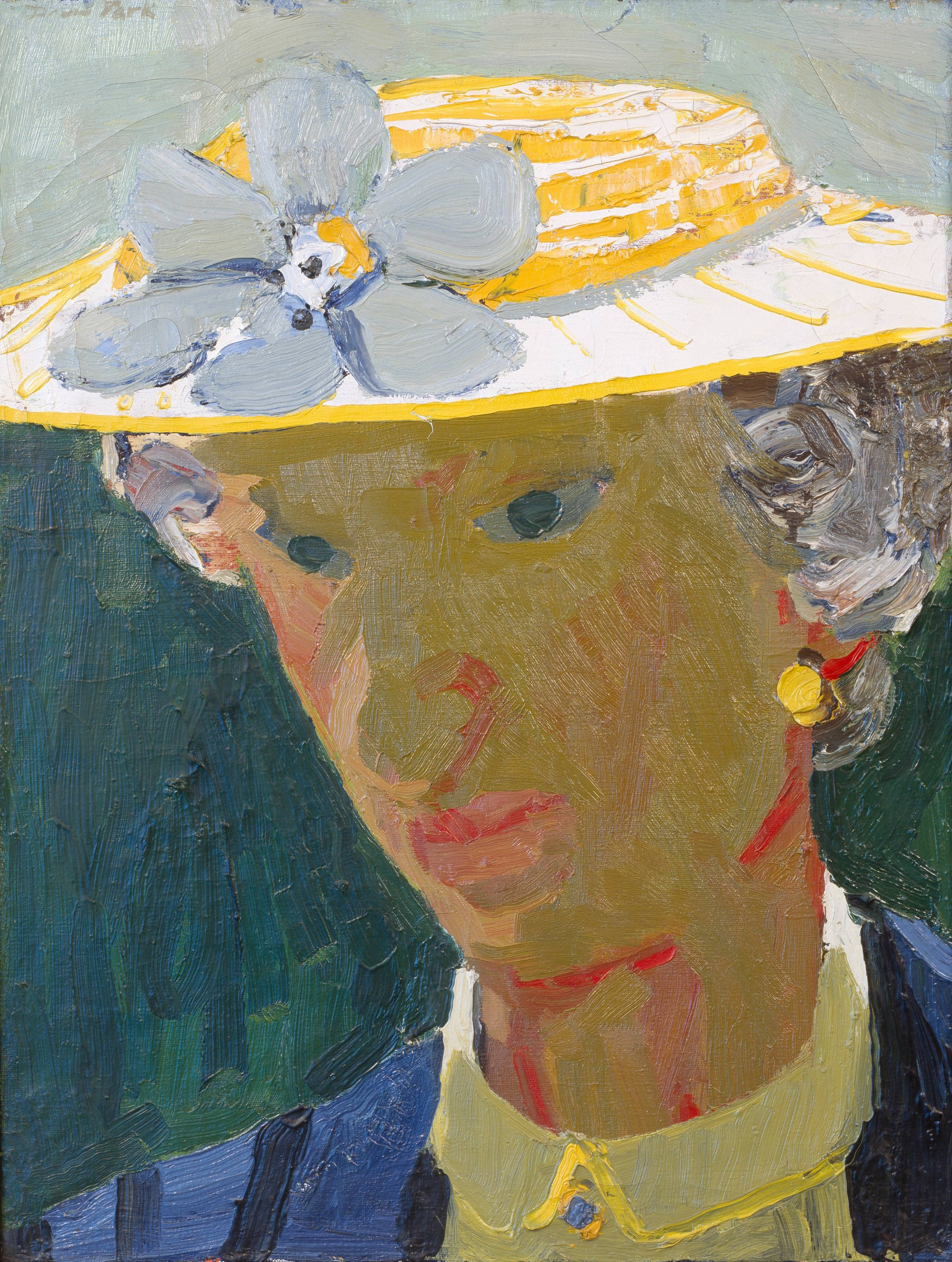 David Park, MotherinLaw, 19541955 · SFMOMA (With images