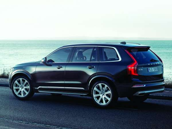 How Volvo Plans To End All Traffic Fatalities By 2020 Volvo Xc90 Volvo Volvo Xc90 D5