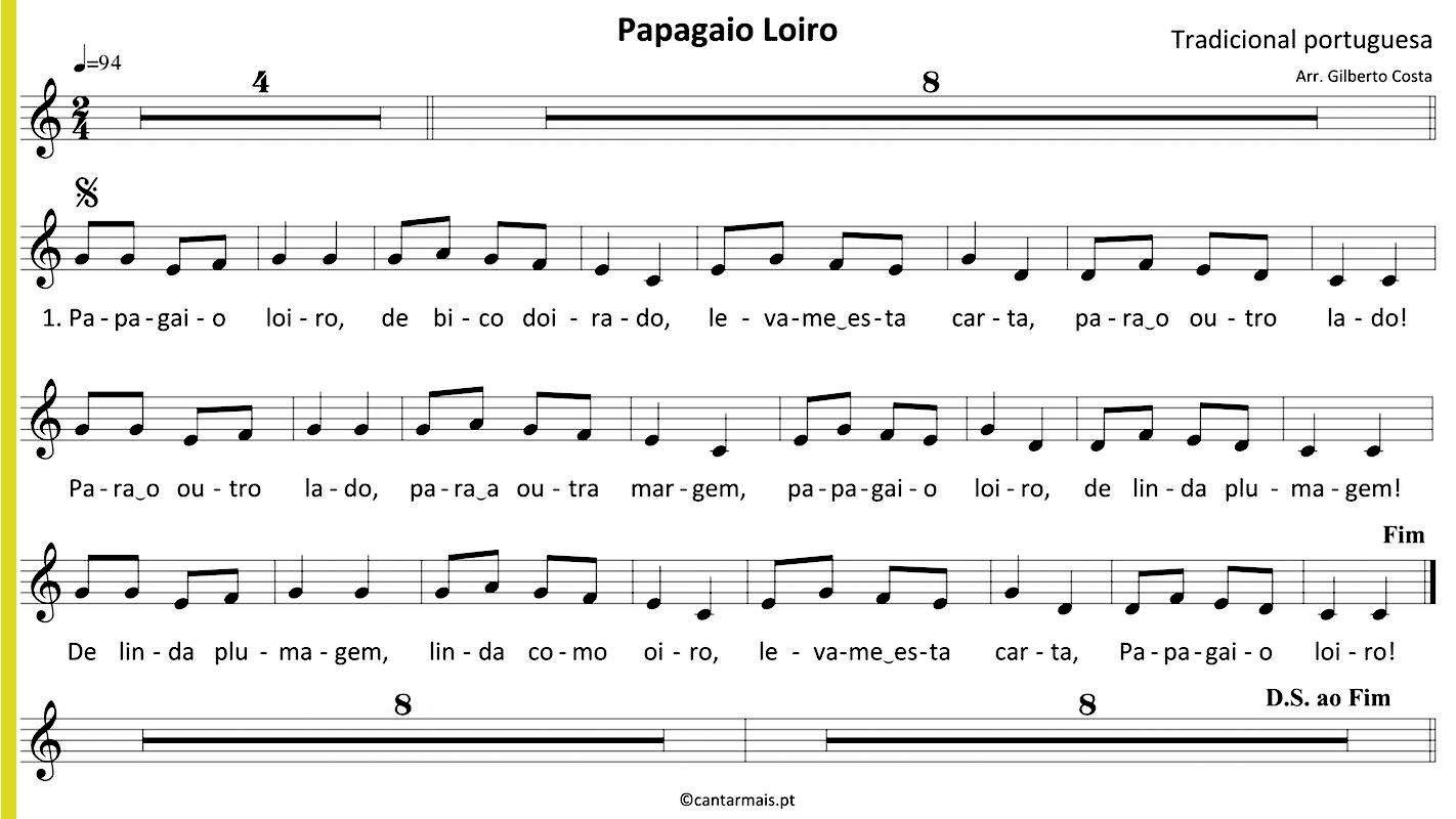 Resultado De Imagem Para Partituras Musica Folclorica Portuguesa