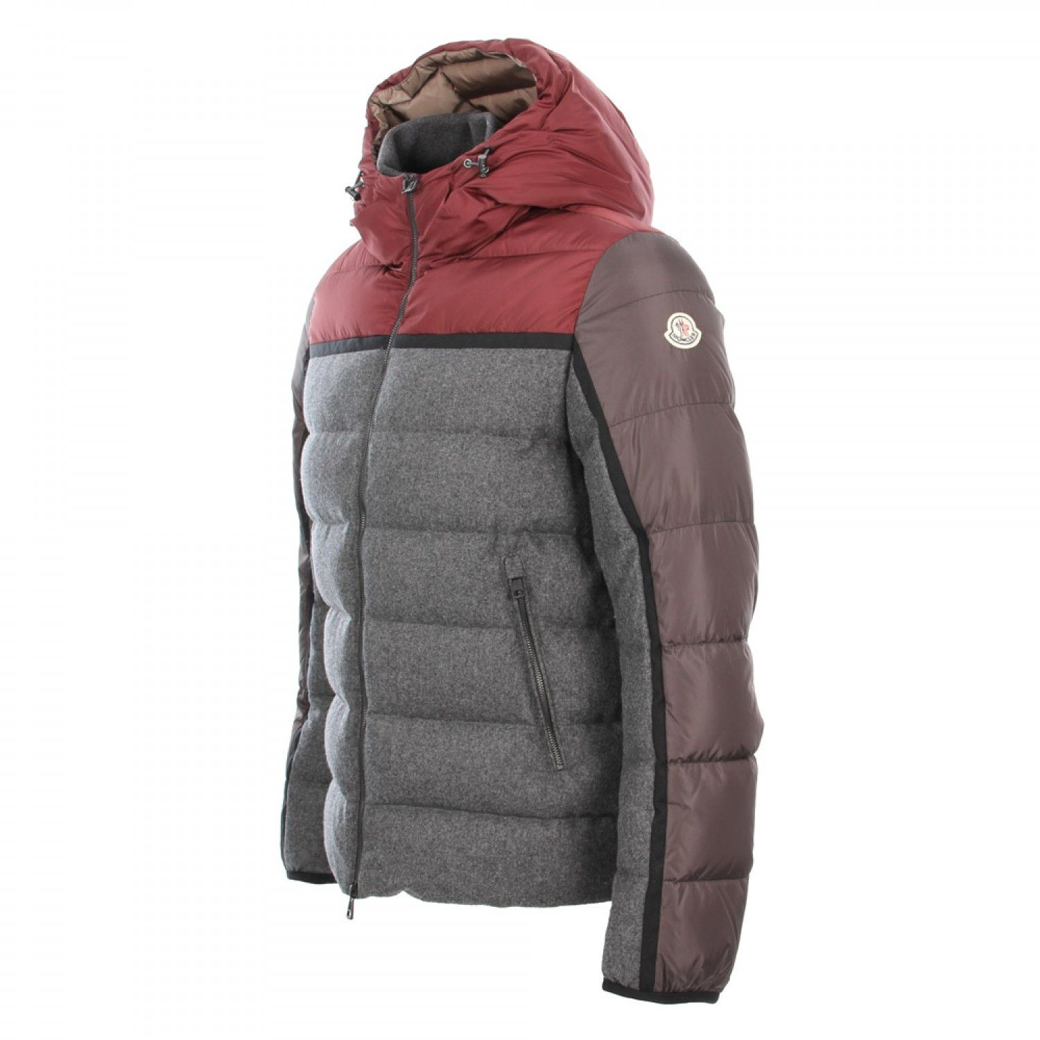 Moncler Julio Jacket: Grey