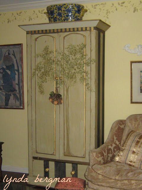 Lynda Bergman Decorative Artisan: Mi Casa