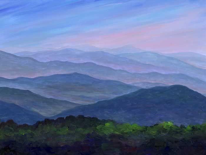 ridge mountains pinterest - photo #6