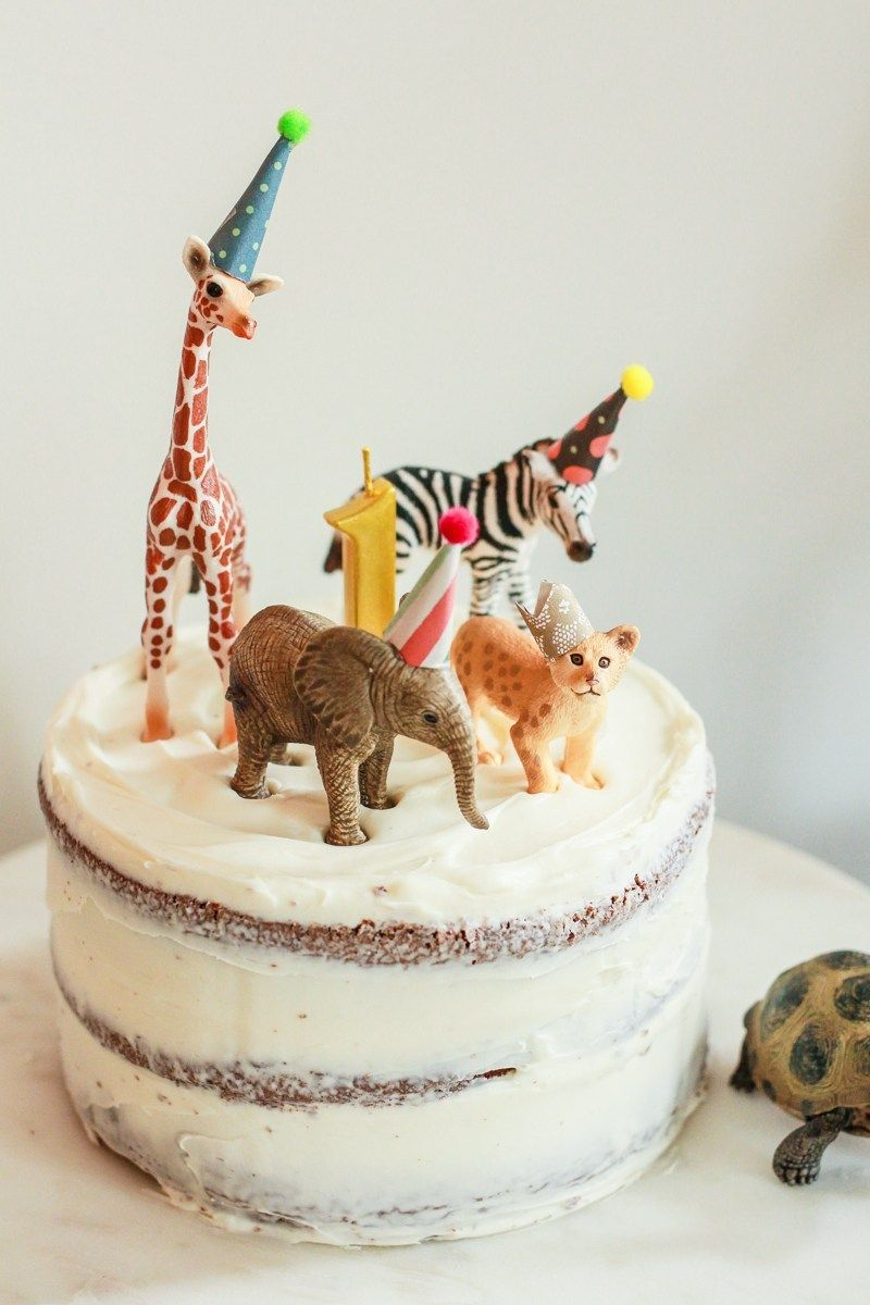 Liam's First Birthday: Party Animals | Lilies and Loafers