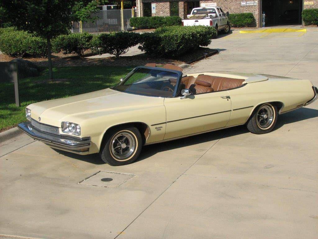 1973 buick centurion convertible | buick: 1969 - 1973 | pinterest