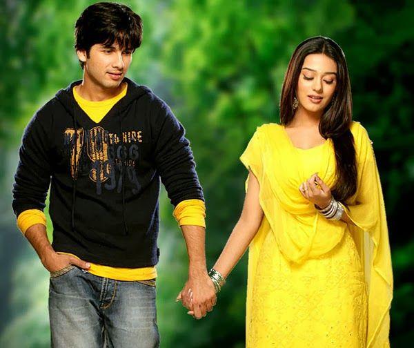 Shahid Kapoor Vivah Movie Stills Photos Amrita Rao Bollywood Couples Shahid Kapoor