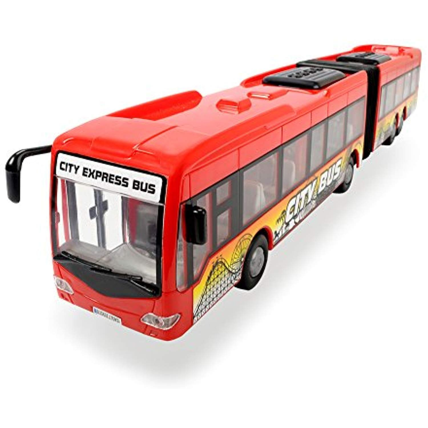 Dickie Toys City Express Bus 15 Be Sure To Check Out This Awesome Product This Is An Affiliate Link Toys Express Bus Bus
