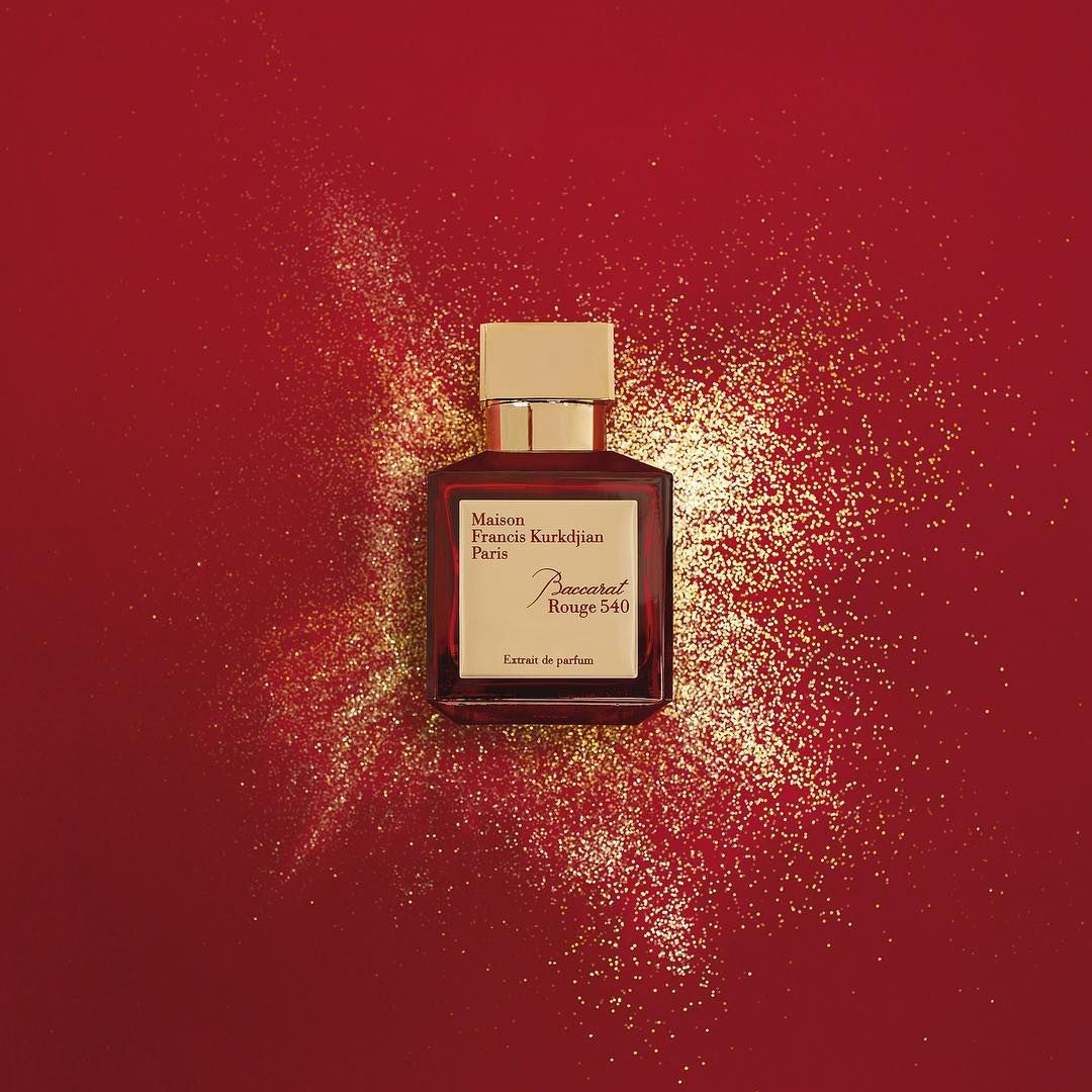 Baccarat Rouge 540 Extrait de parfum is the exalted version of our iconic  scent. An alchemy of the senses whe… | Beauty perfume, Perfume photography,  Luxury perfume