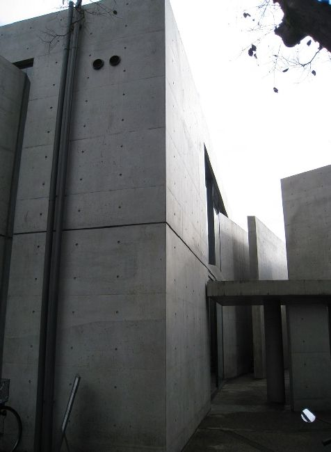 Church of the Light. Tadao Ando. 1989. Ibaraki, Osaka Prefecture. Japan