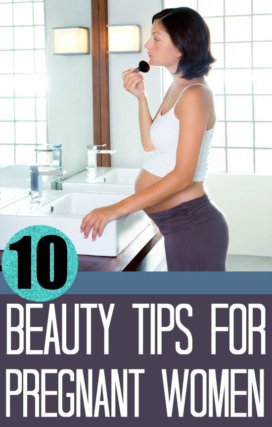 10 Essential Pregnancy Beauty Tips You Should Know