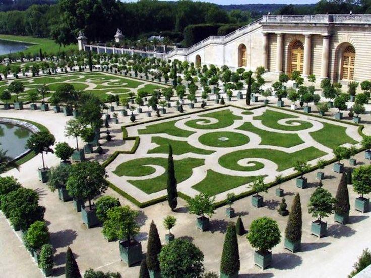 Ce4562c35d49fe3703da5434b9f25e27 Jpg 736 552 Most Beautiful Gardens Versailles Garden Beautiful Gardens