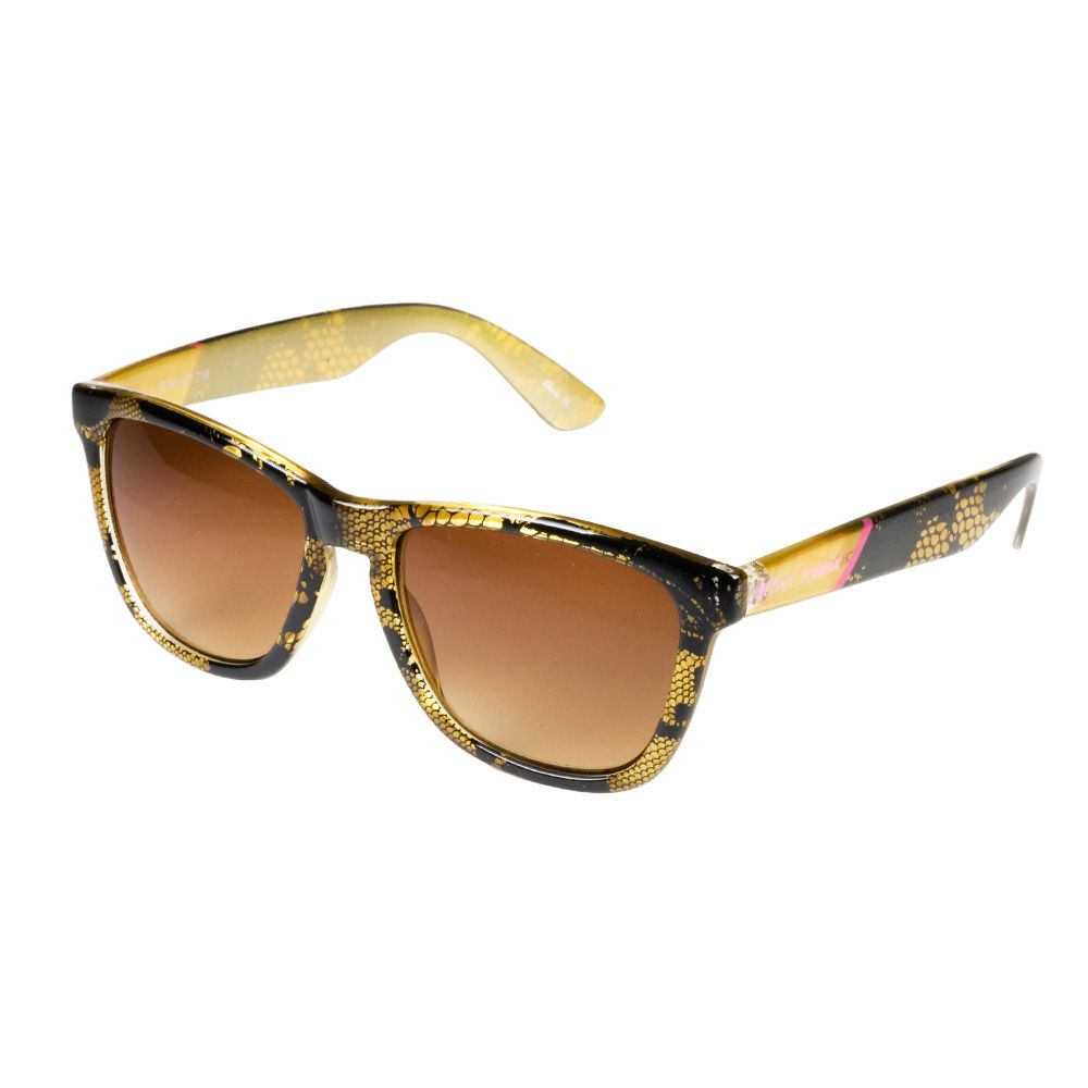 Betsey Johnson Python Printed Wayfarer | clothes i like | Pinterest ...