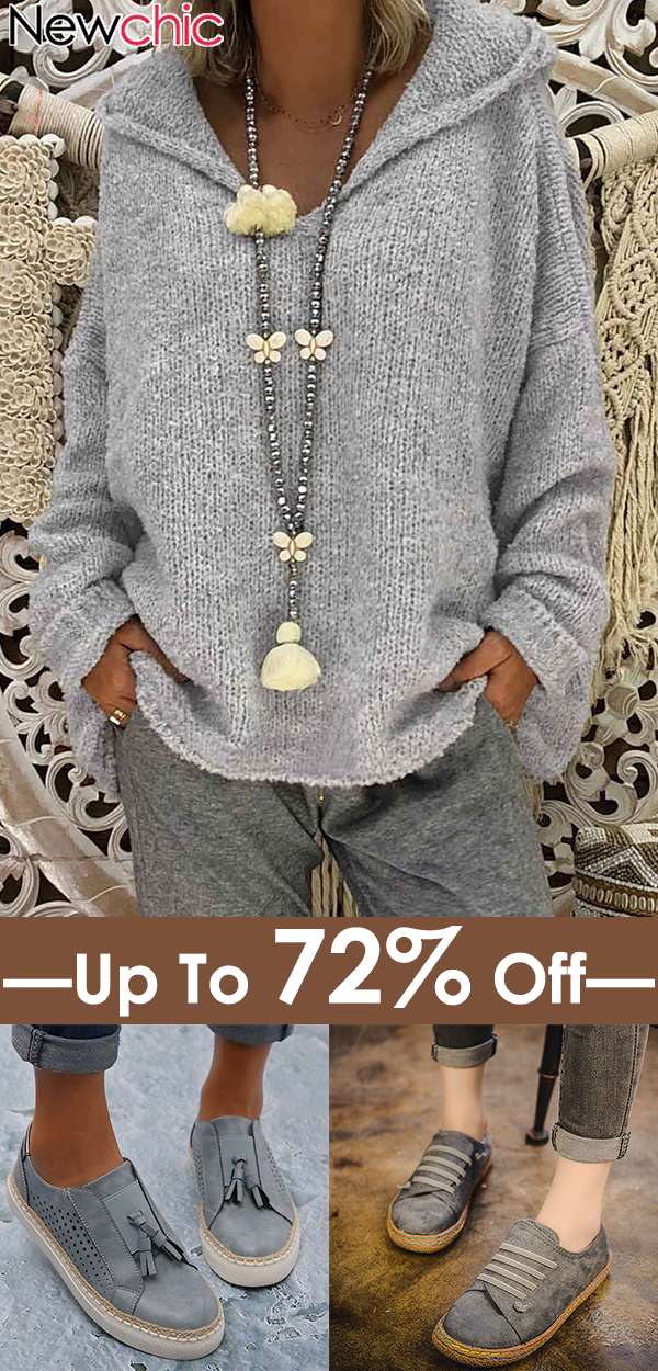 Up To 72% Off–Shop the Fashion Autumn Outfit Now!