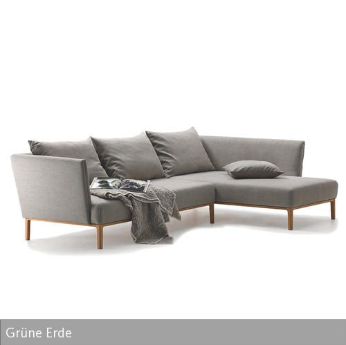 sofa allora von gr ne erde wohnung sofa sofa. Black Bedroom Furniture Sets. Home Design Ideas