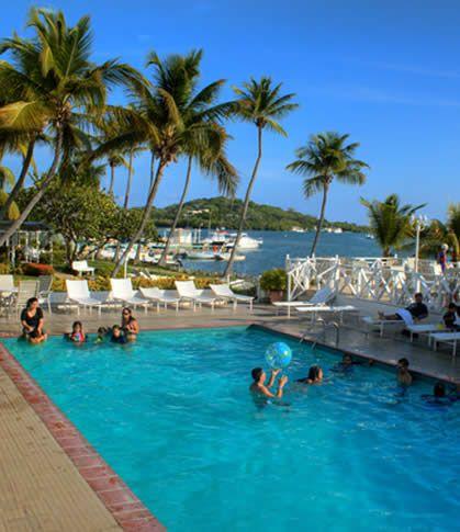 Hotel Parador Villaparguera La Parguera Lajas Puerto Rico Usa