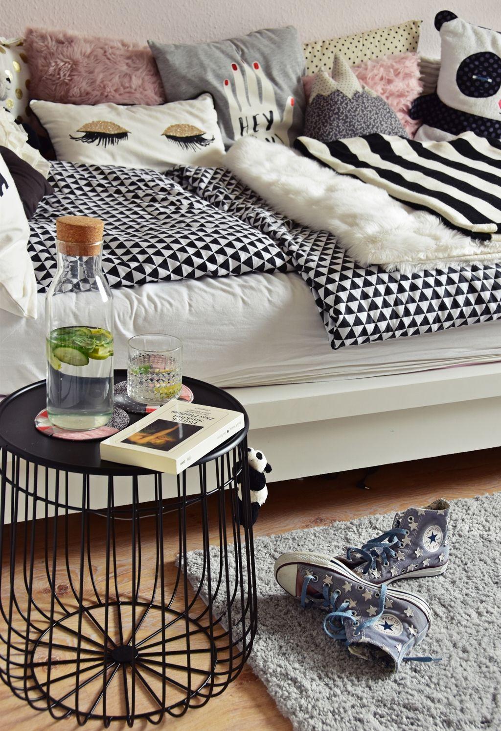 teenager mädchen zimmer - teen room makeover | Kinderzimmer ...