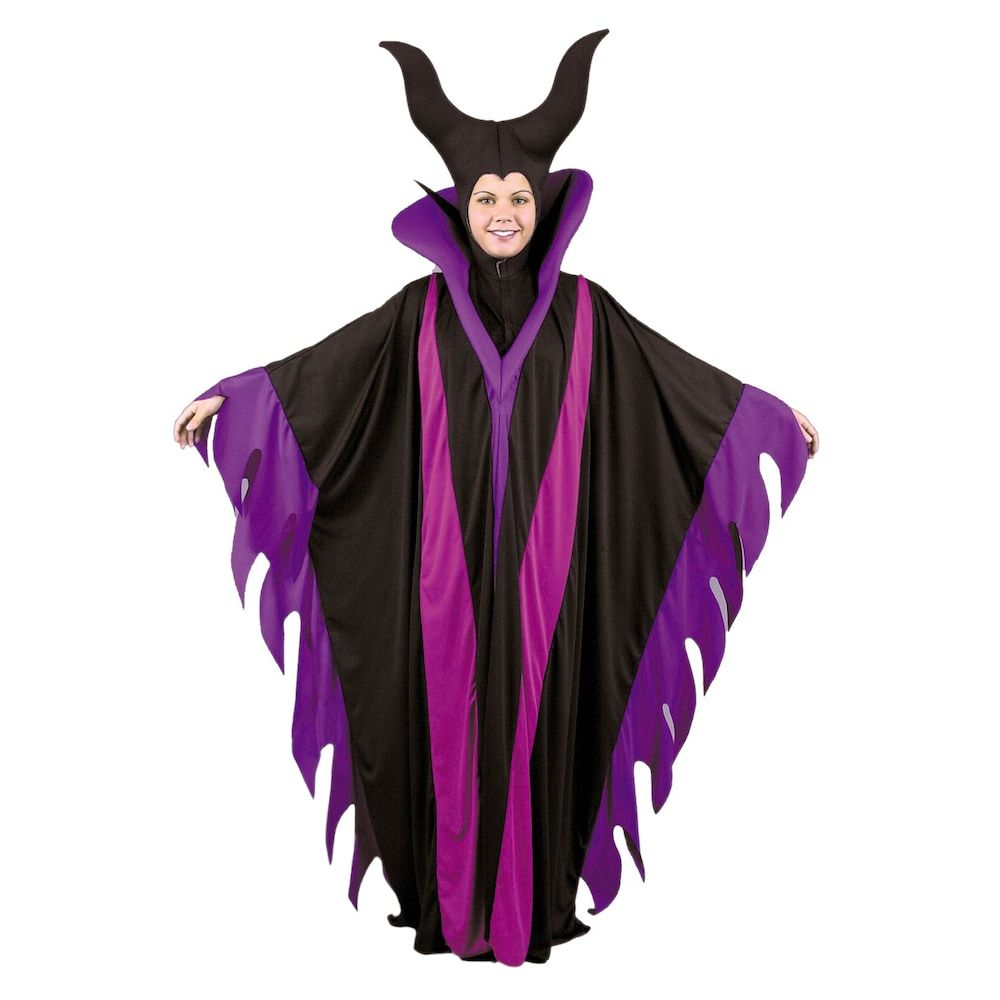 plus size maleficent witch costume - adult plus, women's, size: 3x