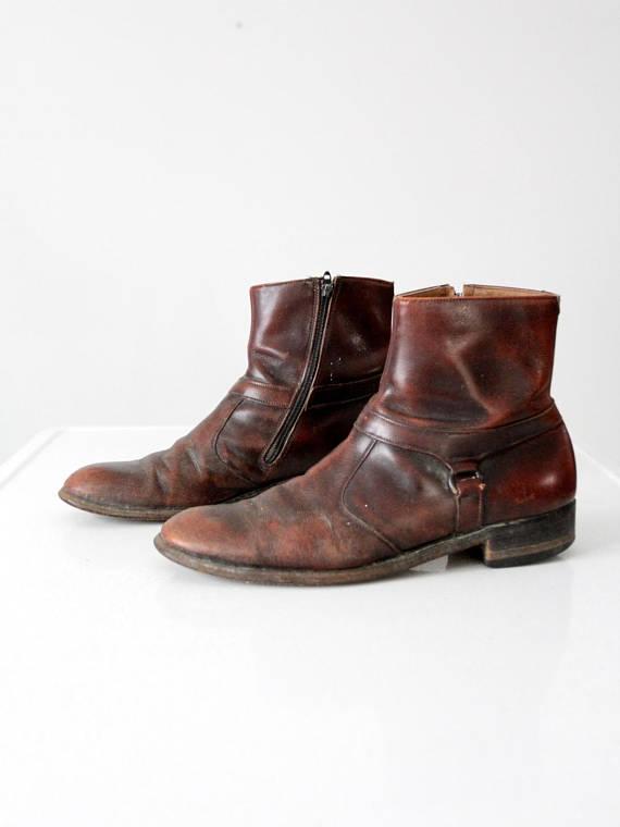 Half Boots Men