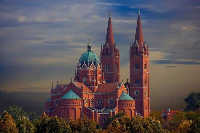 Catedral de Djakovo - Croácia***