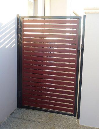 Aluminium Wood Grain Slats Perth Aluminium Woodlook Slats
