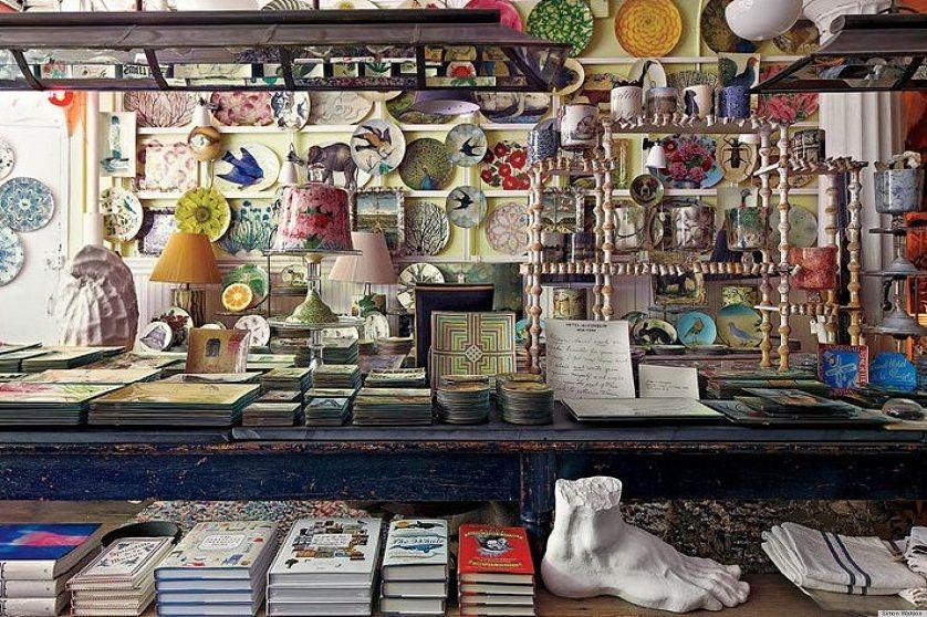 Top 10 Best Gift Shops In New York City Shop Interior DesignDesign