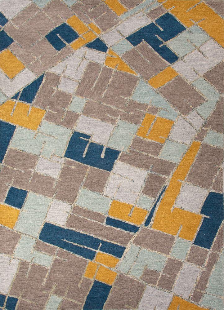 Jaipur Living: Branded 8x10 size Rugs in Blue color - Buy Online